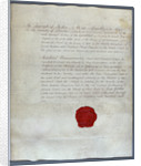 Scroll, the freedom of Boston by Port of Boston