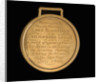 Prize medal, River Fencibles 1800, reverse by unknown