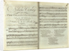 Emma's Songbook, 'Nelson's Victory' by unknown