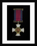 Distinguished Service Order 1938-1948, reverse by Garrard & Co.