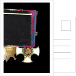 Distinguished Service Order, reverse by W. Wyon