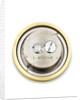 Tuning-fork marine chronometer, movement by Bulova