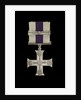 Military Cross, obverse by unknown