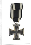 Iron Cross, 2nd class (military), obverse by unknown