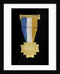 City of New York Gold Cross for Valor, reverse by unknown