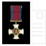 Distinguished Service Order 1910-1936, reverse by W. Wyon
