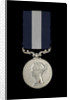 Conspicuous Gallantry Medal, obverse by W. Wyon