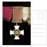 Distinguished Service Order 1910-1936, obverse by W. Wyon