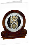 Electrical master clock, face by Shepherd