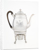 Coffee pot with heater and stand, owned by Vice-Admiral Lord Nelson (1758-1805) by Robert Hennell