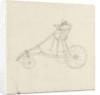 Horatia's 'go-cart' by Thomas Baxter
