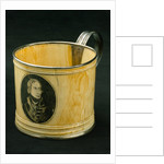 Ivory cup commemorating Vice-Admiral Horatio Nelson (1758-1805) by unknown