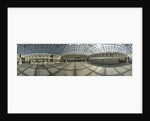 Panoramic view of Neptune Court at the National Maritime Museum, Greenwich by National Maritime Museum Photo Studio