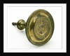 Curtain tie commemorating Vice-Admiral Horatio Nelson (1758-1805) by unknown