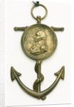 Medallion commemorating Vice-Admiral Horatio Nelson (1758-1805) by Nathaniel Marchant