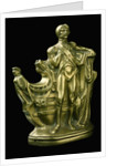 Doorstop commemorating Vice-Admiral Horatio Nelson (1758-1805) by Richard Westmacott