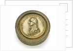 Seal box commemorating Vice-Admiral Horatio Nelson (1758-1805) by Nathaniel Marchant