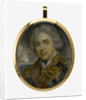 Miniature painting depicting Vice-Admiral Horatio Nelson (1758-1805) by John Hoppner