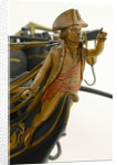 Ship of 74 guns, figurehead by unknown