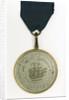 Davison's Trafalgar Medal 1805, reverse by Thomas Halliday