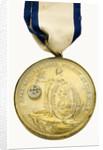 Davison's Nile Medal, obverse by Heinrich Kuchler