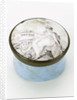 Round patch box commemorating Vice-Admiral Horatio Nelson (1758-1805) by unknown