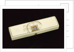 Toothpick case commemorating Vice-Admiral Horatio Nelson (1758-1805) by unknown