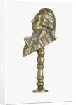 Pipe tamper commemorating Vice-Admiral Horatio Nelson (1758-1805) by unknown