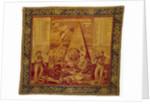 Snuff handkerchief by unknown