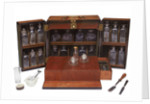 Medicine chest belonging to Sir Benjamin F Outram KCB (1774-1856) and reputedly used at the Battle of Copenhagen, 1801 by unknown