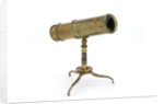 Pocket telescope with tripod stand by Dollond