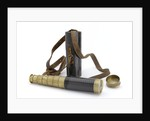 Pocket telescope with case by William & Frederick Newton
