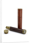 Pocket telescope with case by Dollond