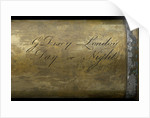 Day or night telescope- draw tube inscription by G. Dixey