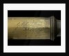 Day or night telescope- draw tube inscription by George Willson