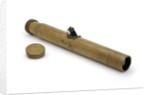 Gun-sighting telescope by W.G. Pye & Co.