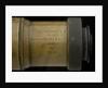 Gun-sighting telescope - inscription by W.G. Pye & Co.