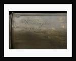 Night telescope - inscription by Nathaniel Worthington