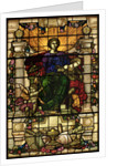Baltic Exchange Glass, The Virtue Windows, Hope by John Dudley Forsyth