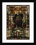 Baltic Exchange Glass, The Virtue Windows, Faith by John Dudley Forsyth