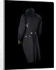Undress coat - back, Royal Naval uniform: pattern 1825-1827 by R. Norton