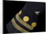 Undress coat - cuff detail, Royal Naval uniform: pattern 1825-1827 by R. Norton