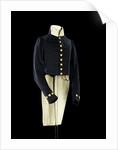 Tailcoat, Royal Naval uniform: pattern 1827-1843 by Hammond Turner & Sons