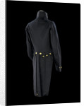 Tailcoat - back, Royal Naval uniform: pattern 1827-1843 by Hammond Turner & Sons