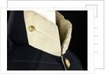 Tailcoat - collar detail, Royal Naval uniform: pattern 1827-1843 by Hammond Turner & Sons