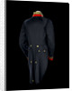 Full dress coat - back, Royal Naval uniform: pattern 1830-1843 by B. Boggett