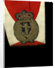 Coatee - tail badge, Royal Marines uniform: pattern 1830 by unknown
