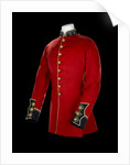 Tunic, Royal Marines Light Infantry uniform: pattern 1856-1863 by J. & C. Linney