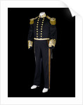 Full dress uniform, Royal Naval uniform: pattern 1856 by Jennens