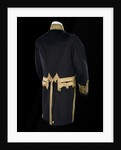 Full dress coat - back, Royal Naval uniform: pattern 1856 by Jennens